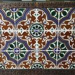 Os belos azulejos