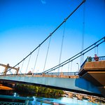 Bridge by Gold Belt