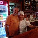 Con la Chef Marièl