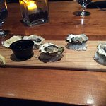 Outlandish oysters