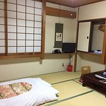 8tatami-room with bath
