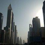 Sheikh Zayed Road Foto