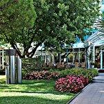 Einer meiner absoluten Lieblingsplätze, der Garten des Savoy!!