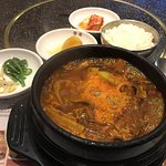 Hot and Spicy Beef Brisket Soup