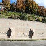 Reformationsmauer Genf Foto