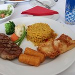 Lunch Experience at Arabian Restaurant