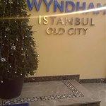 Photo de Wyndham Istanbul Old City