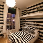 lovely decorated room