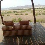 Daybed auf der Terrasse