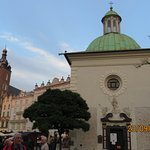 Church of the Virgin Marry at Krakow