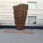 SFMOMA 5th floor sculpture garden