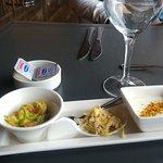 Restaurante Hosteria Rio Serrano Foto