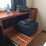 L'intelligente porta-valigia a scomparsa