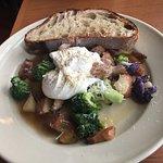 Brassica Hash: Saturday 11/26/2016 Brunch