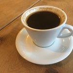Saboreando un rico café!!!