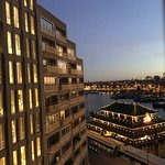 Window View - DoubleTree by Hilton Hotel Amsterdam Centraal Station Photo