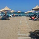Foto di Agapi Beach Hotel