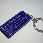 Royal Balti House Key Ring