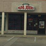 Bild från Papa John's
