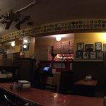 Inside Pizzeria Regina