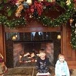 The kids had a blast!