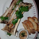 Bone marrow, delicious!