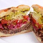 Asada Steak Torta