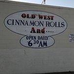 Old West Cinnamon Rolls Foto