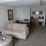 Lounge/dining/kitrchen - Room 2901