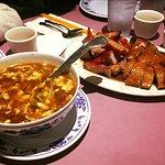 Sour Soup & Roast Duck