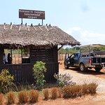 Anjajavy Private airstrip and International Airport Terminal!!