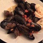 Charcuterie, Calamari, Mussels, Risotto Balls