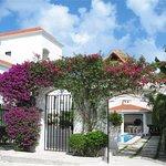 Casa Martillo Front Gate