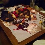 Chocolate Pinata after