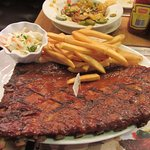 Ribs for sharing
