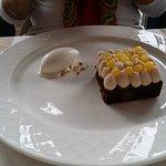 Biscuit choco-marron