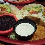 Carne asada tacos.