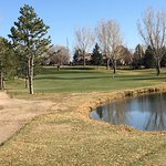 November 26 and great golf conditions