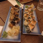 Gingi Sushi Sashimi Foto