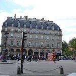 Hotel du Louvre Foto