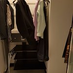 The dumbest wardrobe space ever