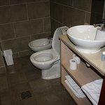 Salle de bain minable