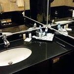 Sink area