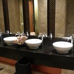 public Bathroom on groundfloor