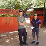 Shoestrings Lodge !