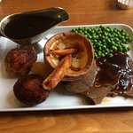 Easily the best Sunday Roast in Chepstow right now