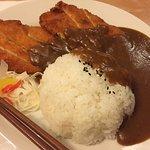 Tori katsu curry