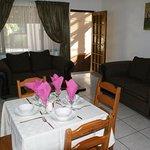 2 Bedroom Cabana lounge