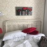 Lovely little guest house excellent customer service close  to everything  I would definitely re