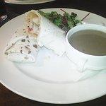 Soup & Sandwich/Wrap Combo
